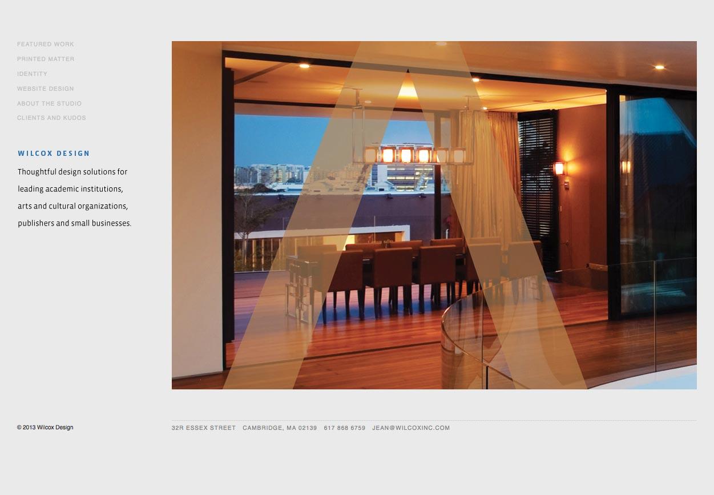 Wilcox Design home