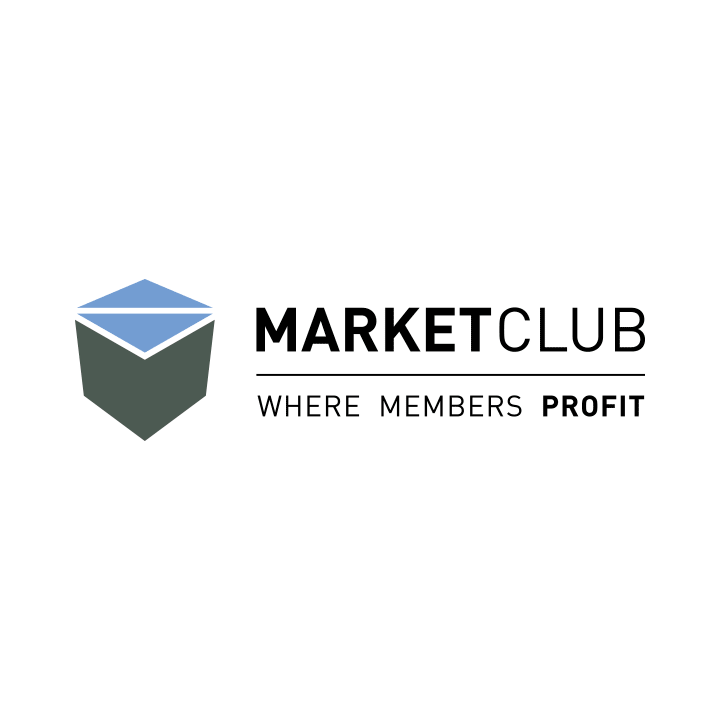 MarketClub web design and development