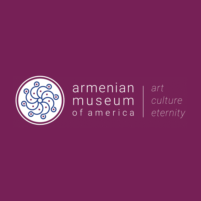 Armenian Museum of America Squarespace web design