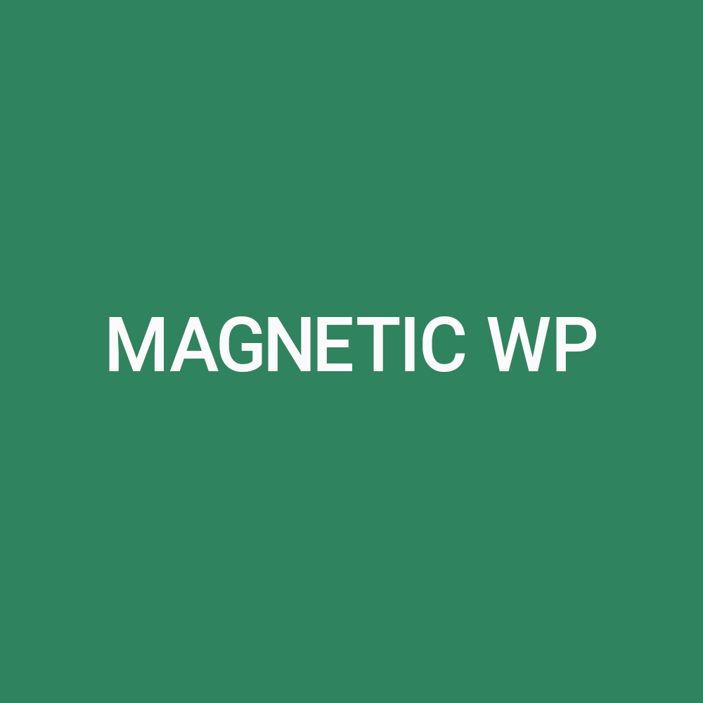 Magnetic WP